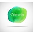 Watercolor design vector image