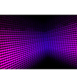 Abstract background violet equalizer vector