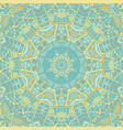 cute seamless abstract tiled pattern web vector image vector image