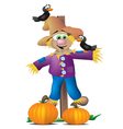 Scarecrow vector | Price: 3 Credits (USD $3)