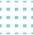 electric circuit icon pattern seamless white vector image vector image