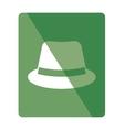 hat design vector image vector image