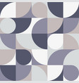 seamless gray pastel abstract geometric print vector image