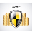 security money vector image vector image