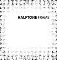 vintage grunge dirty overlay distress border frame vector image vector image