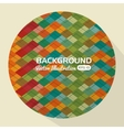 Colorful background wallpaper theme vector image vector image