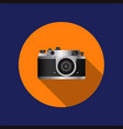 camera and photography design vector image