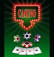 poker1 vector image