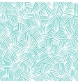 seamless pattern with hand drawn lines Traditional vector image