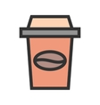Coffee Cup I vector image vector image