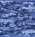urban digital camouflage background vector image