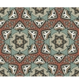 Abstract vintage seamless pattern ornamental vector image vector image