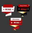 big sale card vector image