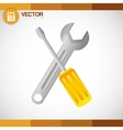 Construction and Industry design vector image vector image
