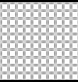 squares in grid geometric seamless pattern 202 vector image vector image