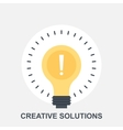Creative Solutions vector image vector image