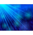 Abstract background light and shine bokeh deep vector image vector image