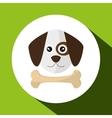 dog pet cartoon animal design