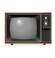 Classic TV vector image