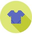 Baby Shirt vector image