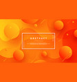 dynamic textured background design in 3d style vector image vector image