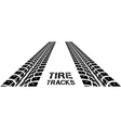 Tire Track vector image vector image