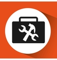 tool repair support sign icon graphic vector image vector image