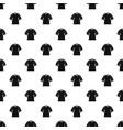 raglan tshirt pattern vector image vector image