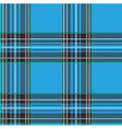 Seamless Tartan Plaid Pattern Background with vector image vector image