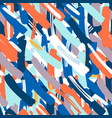 abstract seamless pattern creative background vector image vector image