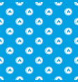 coin austral pattern seamless blue vector image vector image