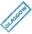Glasgow rubber stamp vector image vector image