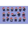 isolated Emoji character cartoon vector image vector image