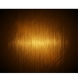 Abstract gradient line warm orange background vector image vector image