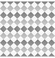 abstract gray gradient rhombus background vector image vector image