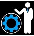 Engineer Icon vector image