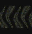abstract halftone gradient flowing texture vector image