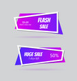 Super sale banner set