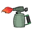 Blowlamp vector | Price: 1 Credit (USD $1)