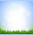 egreenecobackgroundwithblur-10-m vector image vector image