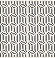 seamless geometric pattern stylish vector image