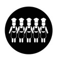 chef people icon vector image
