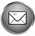 icon letterhead vector image vector image