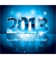 New Year Eve Background vector image vector image