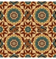 Seamless tiled pattern Royal luxury classical vector image vector image