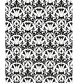 White seamless pattern silhouette vector | Price: 1 Credit (USD $1)
