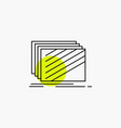 design layer layout texture textures line icon vector image vector image