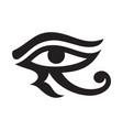 eye horus vector image vector image