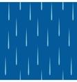 Rain drops seamless pattern vector image vector image