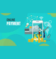 business payment vector image